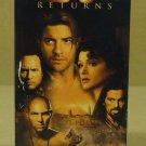 Universal The Mummy Returns VHS Movie  * Plastic Paper