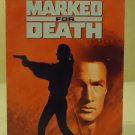 20th Century Marked For Death VHS Movie  * Plastic *