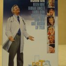 Artisan Dr. T and the Women VHS Movie  * Plastic *