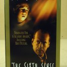 Hollywood Pictures The Sixth Sense VHS Movie  * Plastic *