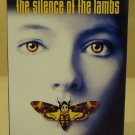 MGM The Silence Of The Lambs VHS Movie  * Plastic *