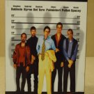 Poly Gram The Usual Suspects VHS Movie  * Plastic *