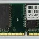 Apacer 77.10736.11G 512MB PC3200 DDR-400MHz non-ECC 184-Pin DIMM