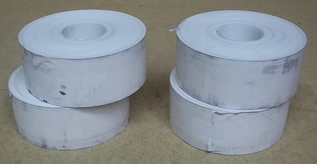 Generic Thermal Register Tape 2 3/8in wide 4 Rolls 80-94-pog * Paper