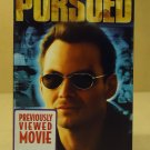 Columbia Tristar Pursued VHS Movie  * Plastic *