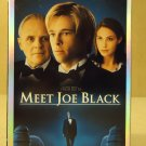 Universal Meet Joe Black VHS Movie  * Plastic *