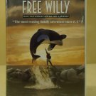 WB Free Willy VHS Movie  * Plastic *