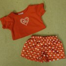Build-A-Bear Bearly Loved Outfit 03-010g * Fabric *
