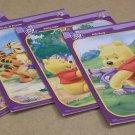 Mega Brands Winnie the Pooh Jigsaw Puzzles Lot of 4 45-113-17r * Cardboard