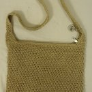The Sak Original Purse Polypropylene Female Adult Shoulder Bag Beige Woven 69-616r