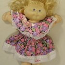 Cabbage Patch 10A(3) * 10th Aniversary Edition Baby Doll Plastic Fabric