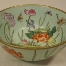 Designer Decorative Bowl 9in x 9in x 4in 64-58z Vintage Ceramic