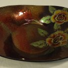 Designer Decorative Oval Bowl 15 1/2in x 10 1/2in x 3in 24-48n * Glass