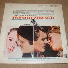 MGM Doctor Zhivago Original Sound Track Album S1E-6ST Vintage Plastic