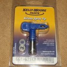 Titan Kelly Moore Airless Reversible Spray Tip 621 661-621 Carbide Plastic