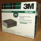 3M Medium Grit Sanding Sponges Pro-Pak 12 Count CP002-12P