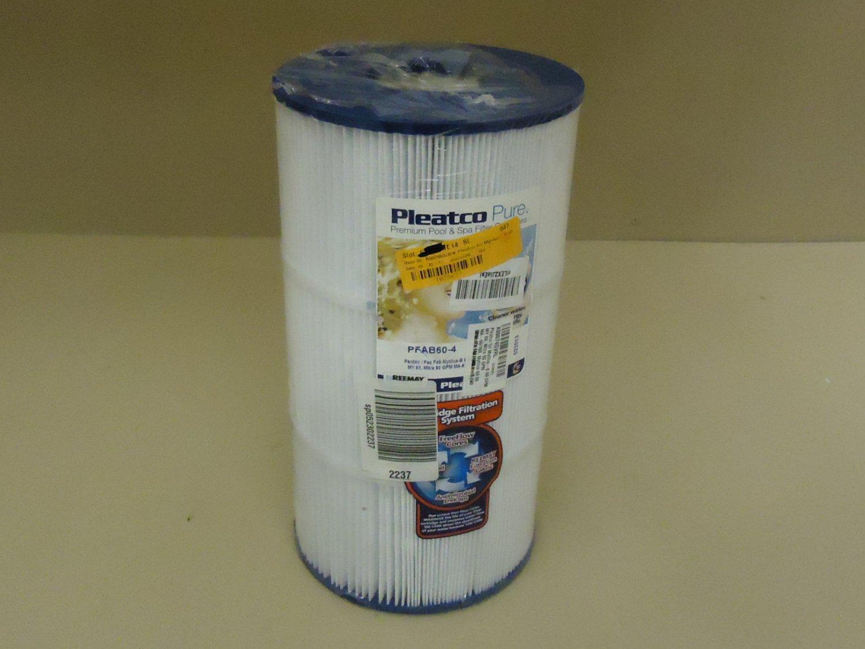 Pleatco Pure Premium Pool & Spa Filter Cartridge Mytilus-B60 GPM MY 60 PFAB60-4