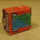 Lockheed Master Cylinder Repair Kit Black/Aluminium Peugeot 4633.01 Vintage