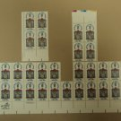 USPS Scott 1911 18c 1981 Savings And Loan Lot of 3 Plate Block 27 Stamps Mint NH