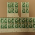 USPS Scott 1933 18c 1981 Bobby Jones Lot of 3 Plate Block 30 Stamps Mint NH