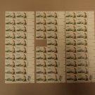 USPS Scott 1925 18c 1981 James Hoban White House Lot of 3 Mint NH Plate Block