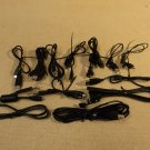 Standard USB Sync Cables Assorted Black Lot of 12