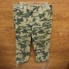 Sirens Pants Casual Cotton 100% Female Adult 33 Multi-Color Solid