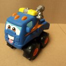 Tonka Tow Truck 6 1/2in W x 9 1/2in L x 9in H Blue/Multicolor Plastic