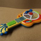 Leap Frog Musical Guitar Multi-Color Learn & Groove Animal Sounds 10241