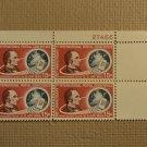 USPS Scott C66 15c International Postal Conference 1963 Plate Block Mint NH