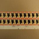 USPS Scott 2415 25c 1989 Supreme Court Mint NH Plate Block 20 Stamps