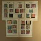 USPS Scott 1030-53 Liberty Series 1954-61 Lot Of 28 Plate Block 112 Stamps