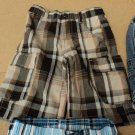 Name Brand Shorts Lot Of 4 Male Kids 2-4 3T Multi-Color