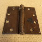 Stanley Door Hinge 1 7/8in W x 4 1/2in L Copper Finish 2060 Vintage Metal