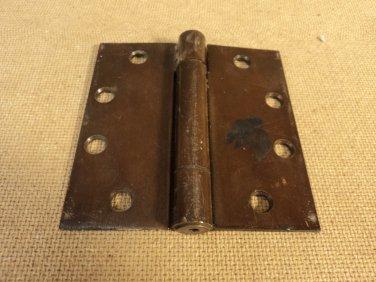 Stanley Door Hinge 1 7/8in W x 4 1/2in L Copper Finish 2060 Vintage Metal