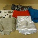 Designer Box of Material Multicolor Various Sizes Fabric