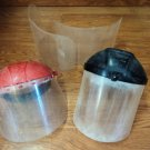 Professional Faceshields Lot of 4 Head and Face Protection