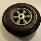 Standard Hand Truck Wheel 10 x 2.5 Solid 10 1/2in Diameter x 3in 220 Lb Capacity