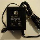 Standard Power Adaptor Direct Plug In 6VDC 0.3A 120VAC 60Hz 6VA AX06V300
