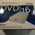 Liteon DVD-ROM Drive ATAPI/E-IDE Interface DVD16 7819300259