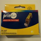 Prinart Ink Cartridge Yellow Canon BJC-3000/6000 S400/S400P/S450/S500 PC-3eY