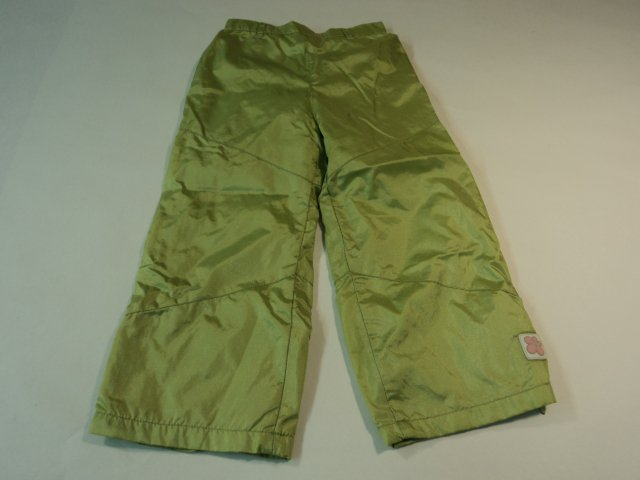 Green Dog Boys' Pants Nylon Polyester Male Kids 3T Greens Solid