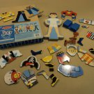 Melissa & Doug Magnetic Pretend Play Joey 6 Outfits 26 Magnetic Pieces 3550