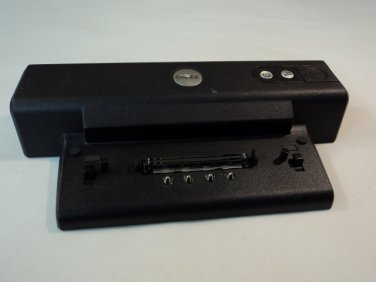 Dell Laptop Docking Station Port Replicator Black 19.5V PR01X 2U444 A04
