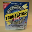 Globalink Power Translator Pro Windows 95 98 NT Version 6.4 63191