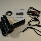 Cobra Digital Video Camera 12MP Camcorder Teal 8X Digital Zoom 3-in LCD DVC5590