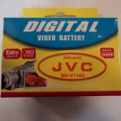 Standard Digital Video Battery JVC Black OEM Quality Quick Charge BN-V714U