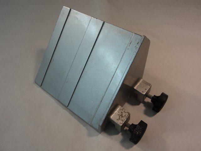 Standard Miter Saw Platform Extension 7-Inch Silver