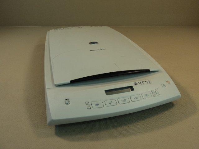 HP USB Scanner Flatbed 24VDC 800mA 12VDC 1250mA C9850A Scanjet 5470C