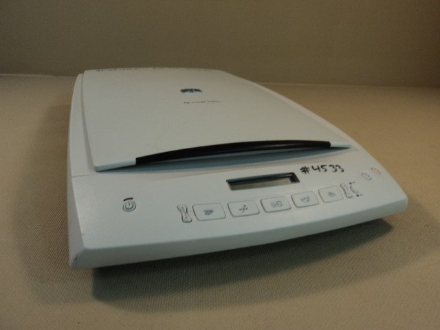 HP Flatbed Scanner USB 24VDC 800mA 12VDC 1250mA ScanJet 5470C C9850A